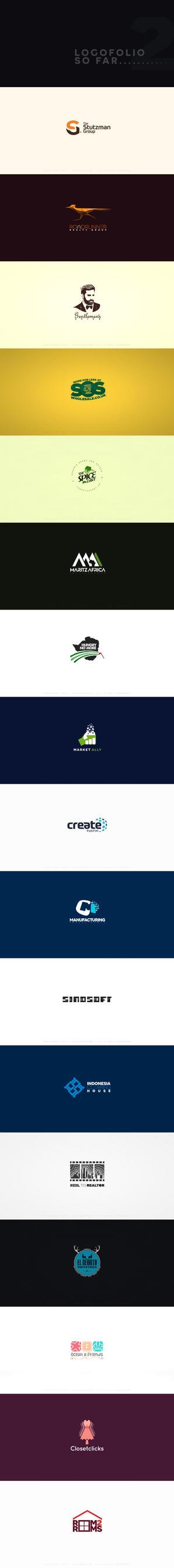 Logofolio 2 by CaJoE-Design