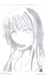 Hinata Hyuuga-Naruto Shippuden by StaedtlerMars