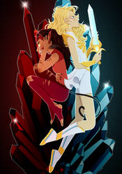 She-Ra and the Dilemma of Power by aworus