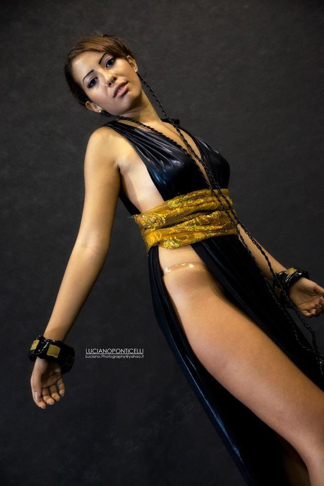 Chun Li Femme Fatale by SueMorenaRoma