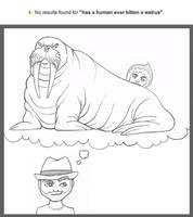 Walrus by Nefthys