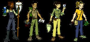 Biodiverstiy: The Experts