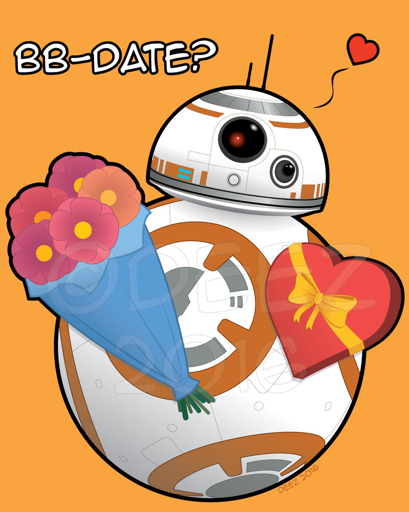 Will You Be My BB-Date? by Nefthys