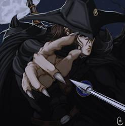D ~ Vampire Hunter D