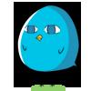 Kuroko-chick icon by ExelionStar