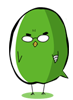 Midorima-bird icon by ExelionStar