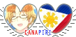 CanaPiri Hearts Stamp by ExelionStar