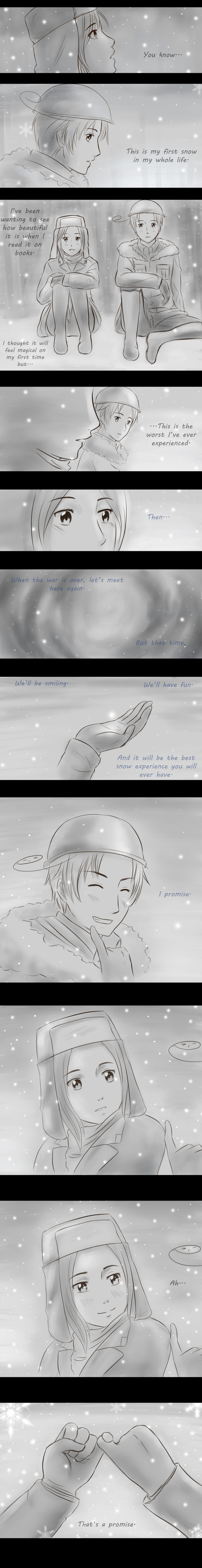 KorPhil: First Snow by ExelionStar