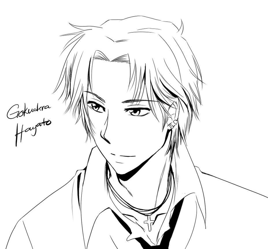 TYL! Gokudera Hayato by ExelionStar on DeviantArt