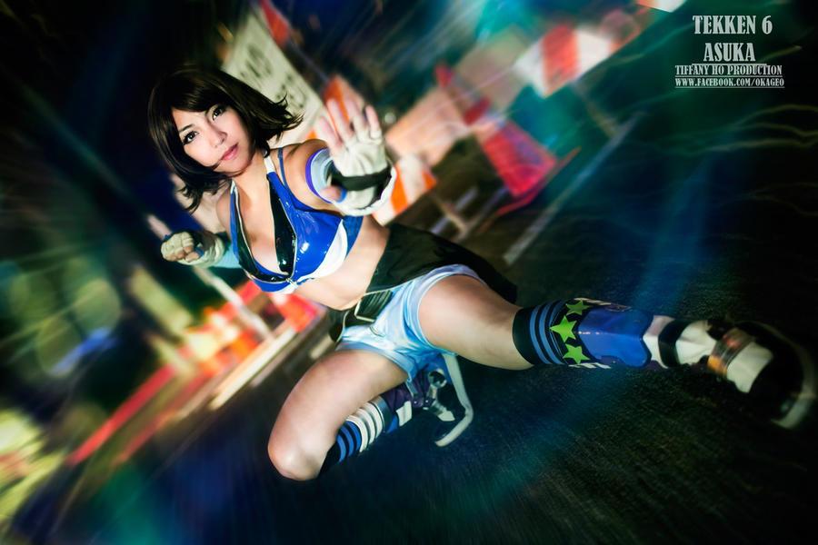 Tekken Tag 2: SY Asuka Kazama by Hikaru-Jan