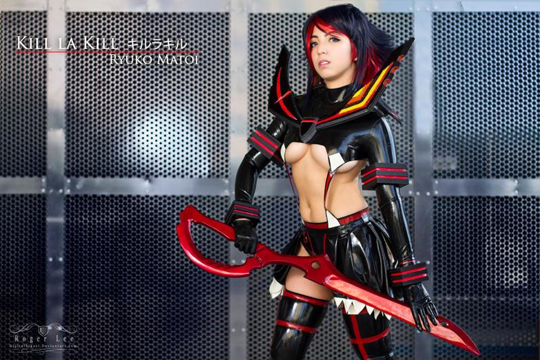 Kill La Kill: Ryuko Matoi I