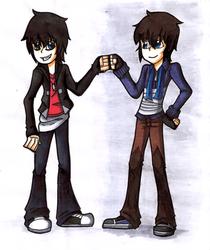 WS Bros by Yuunic