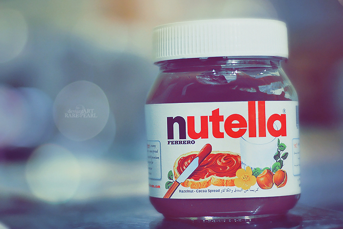 .: Nutella :. by Rare-Pearl