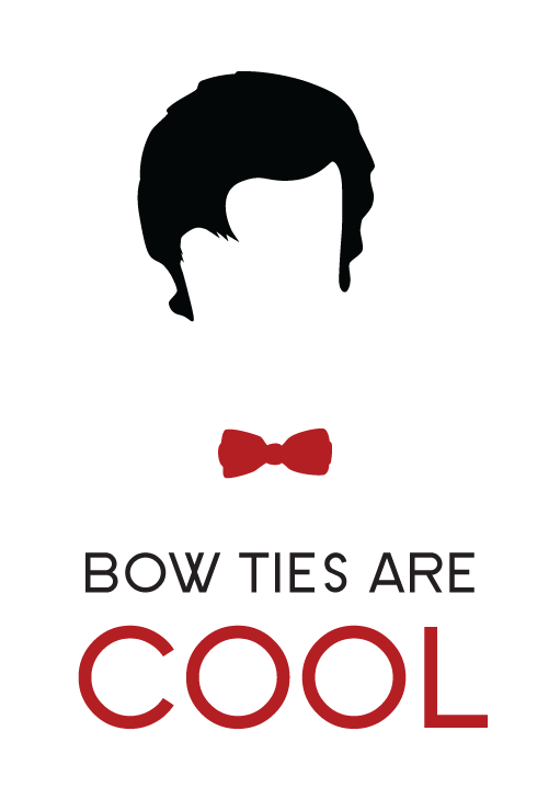 bow ties are cool by piacz on deviantart