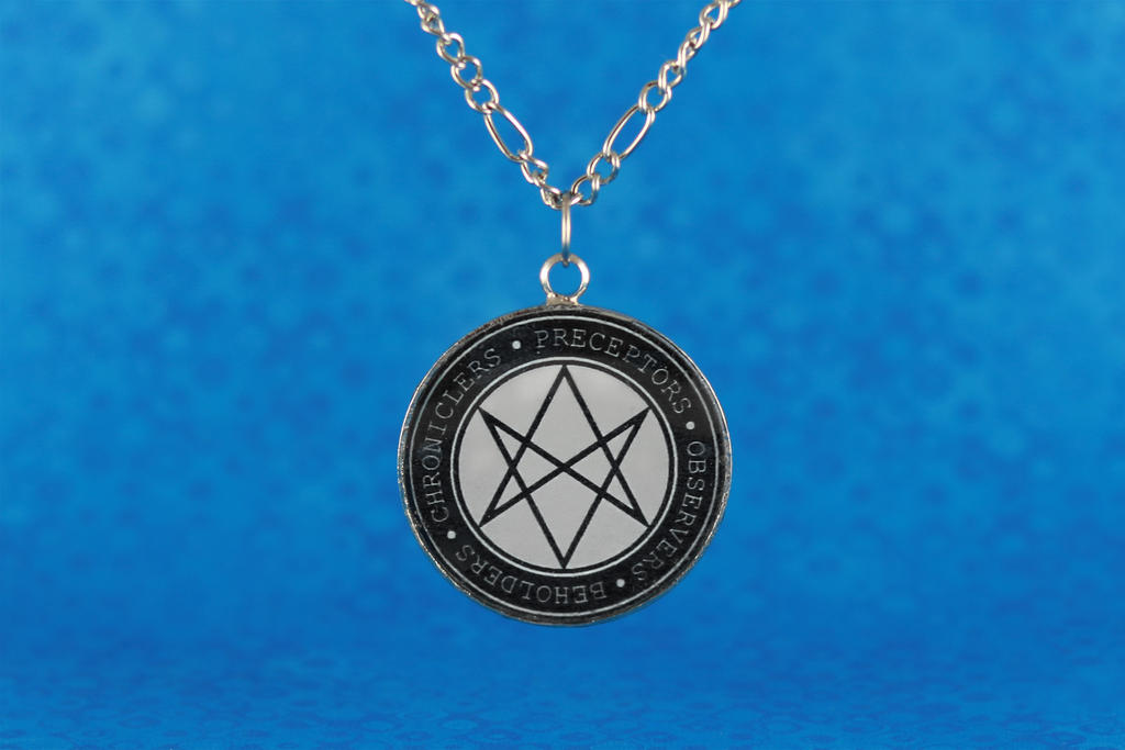 Men Of Letters Necklace Supernatural By Pia Cz On Deviantart