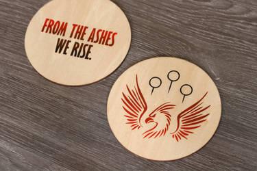 Phoenixes Pilsen Coaster / Phoenix Coaster