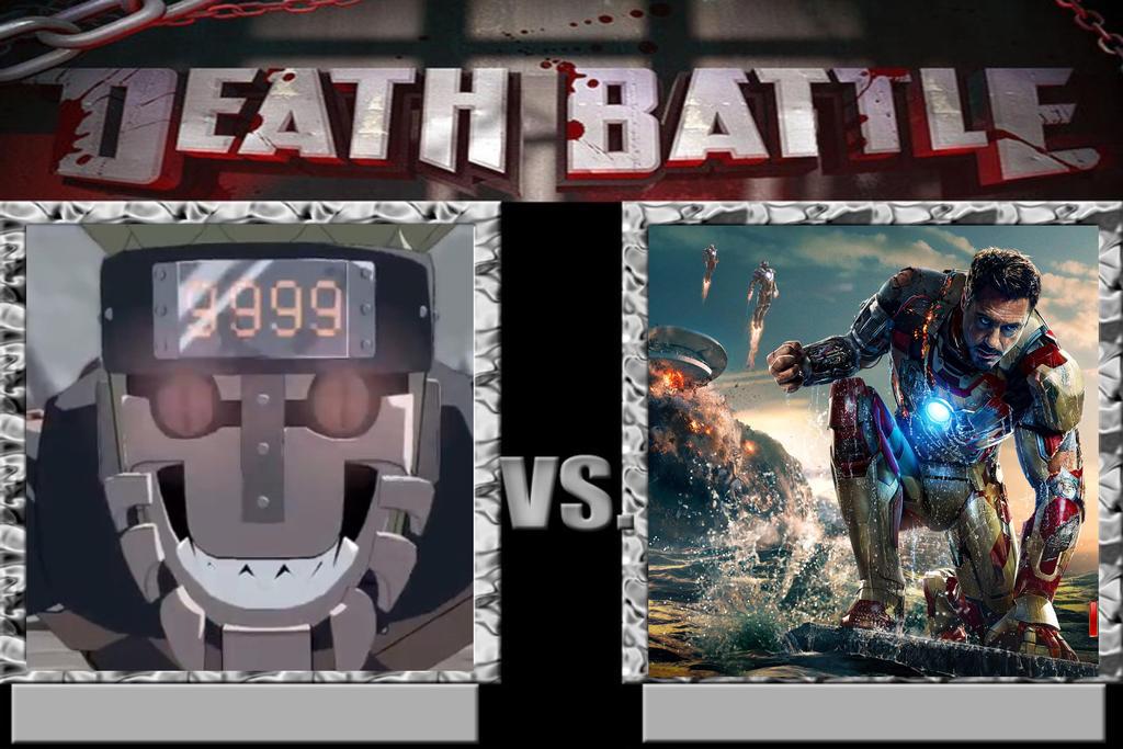 Man vs Machine by cfakatsuki