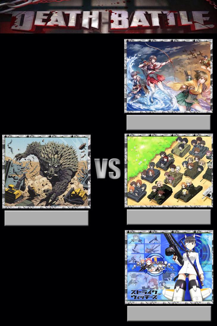 Beast vs Beauties by cfakatsuki
