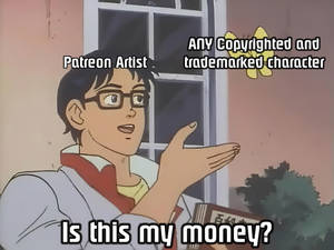 Is this my money?