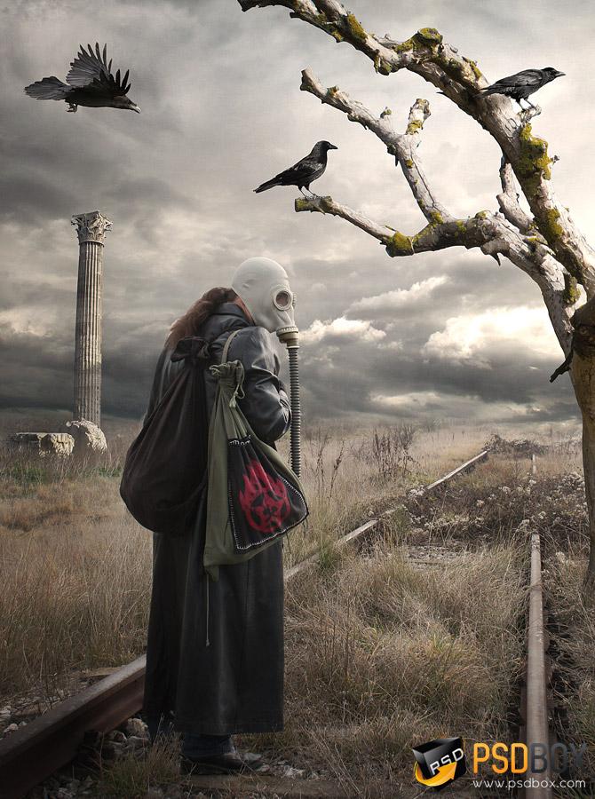 Apocalyptic Manipulation Tutorial by Andrei-Oprinca