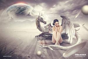 The Fallen Angel - Free manipulation Tutorial