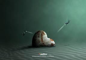 The Lost treasure by Andrei-Oprinca