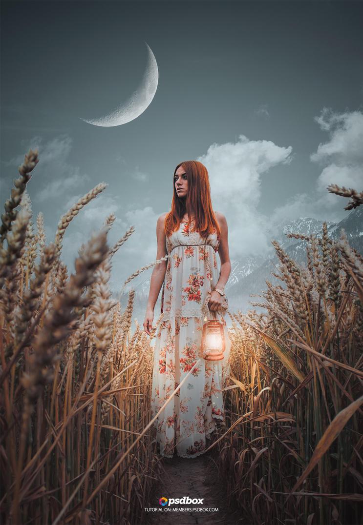 Hija de la Luna by Andrei-Oprinca