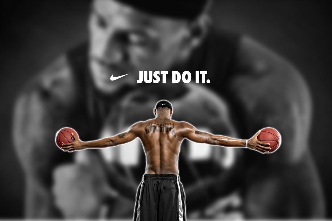 LeBron James Nike Advertising By Lopador