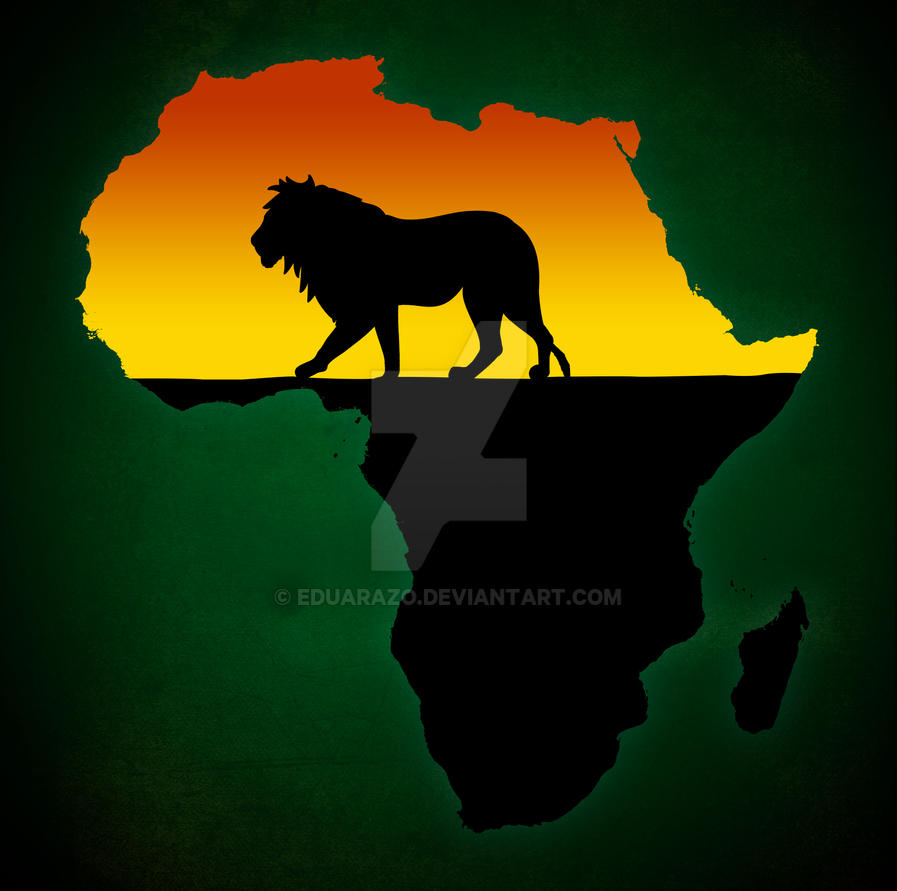 King of Africa by eduarazo