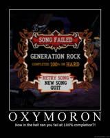 Oxymoron by shadowtheimpure