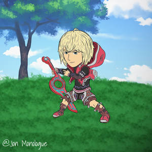 Now It's Shulk Time!