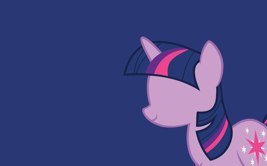 My Little Pony Wallpaper Twilight Sparkle By Thezorawizard On