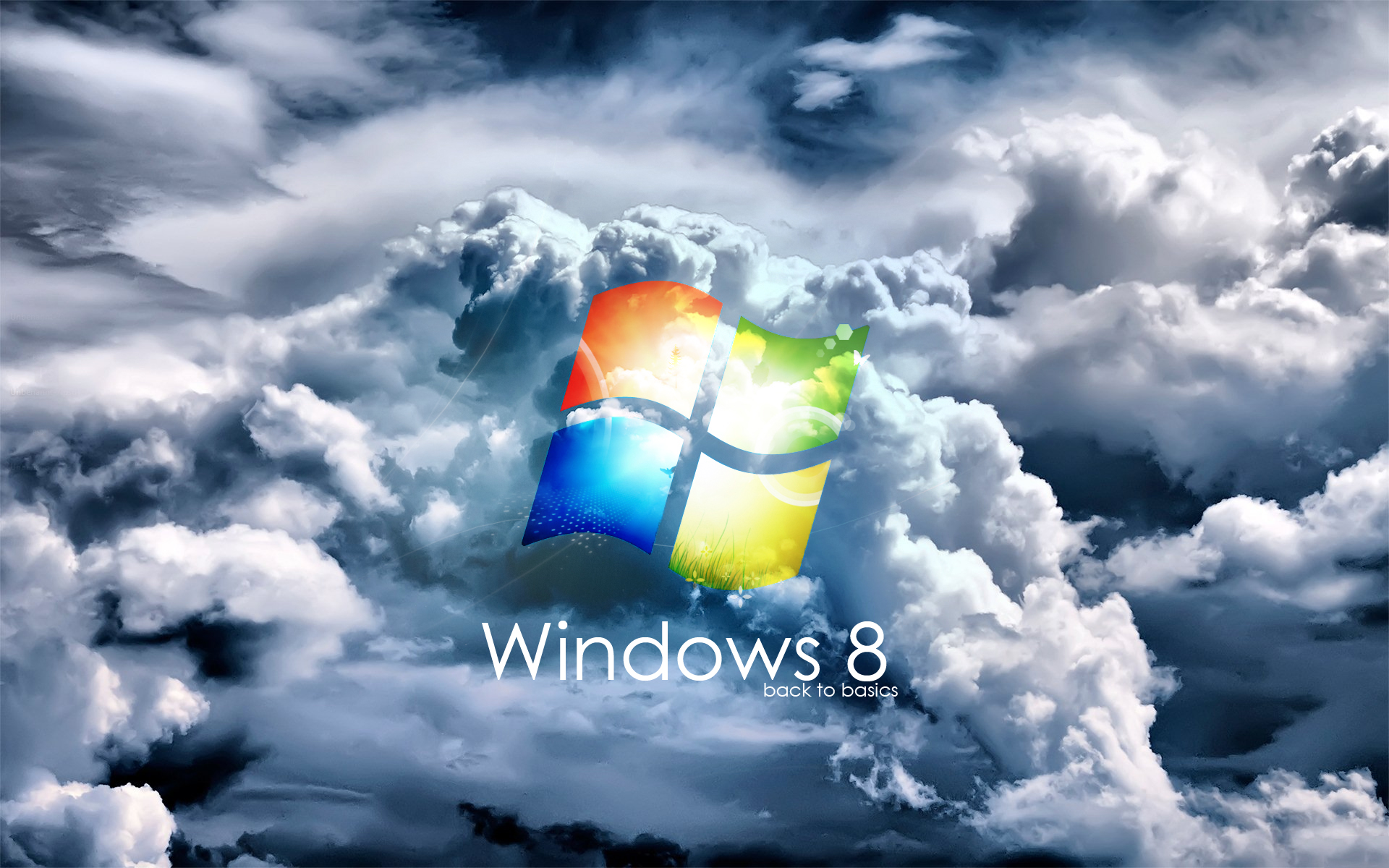 Windows 8 Wallpaper by AionXhundred