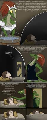 Lusty Argonian Maid'd Part 5: The Oathening