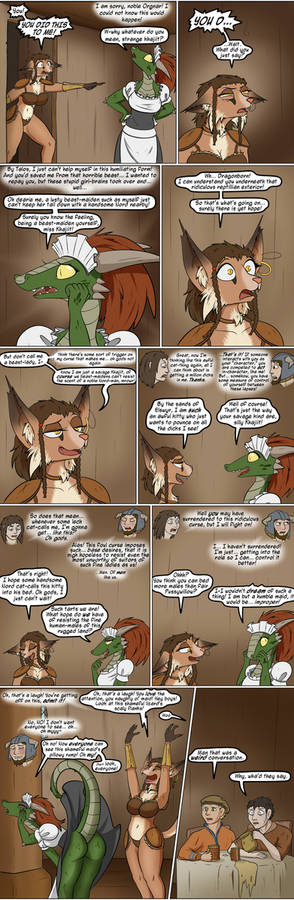 Lusty Argonian Maid'd, Part 13: The Realizationing