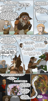 Lusty Argonian Maid'd, Part 19: The Sitcom-ening by Valsalia