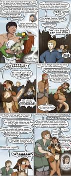 Lusty Argonian Maid'd 23: The Villagenscratchening by Valsalia