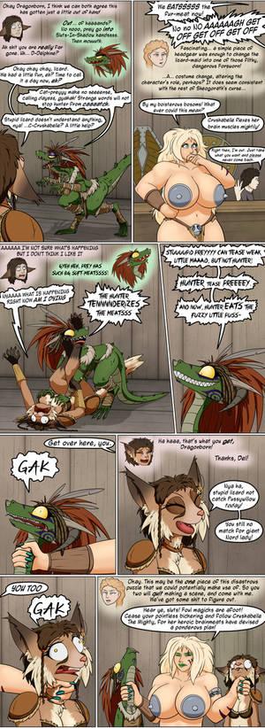 Lusty Argonian Maid'd, Part 35: The Beastgrabbenin