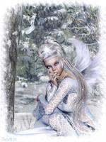 Reine des glaces by cflonflon