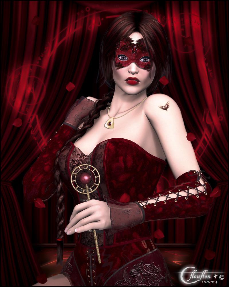 Magie Rouge by cflonflon