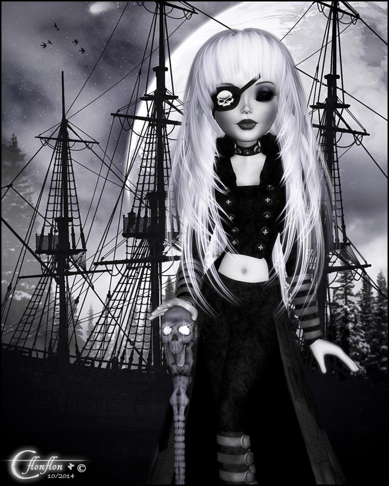 Pirate Hemlock by cflonflon