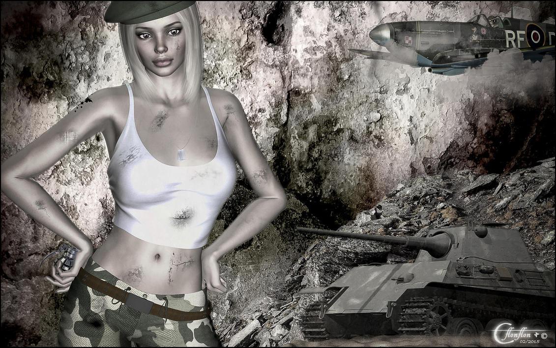 Army by cflonflon