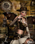 Sabel Steampunck