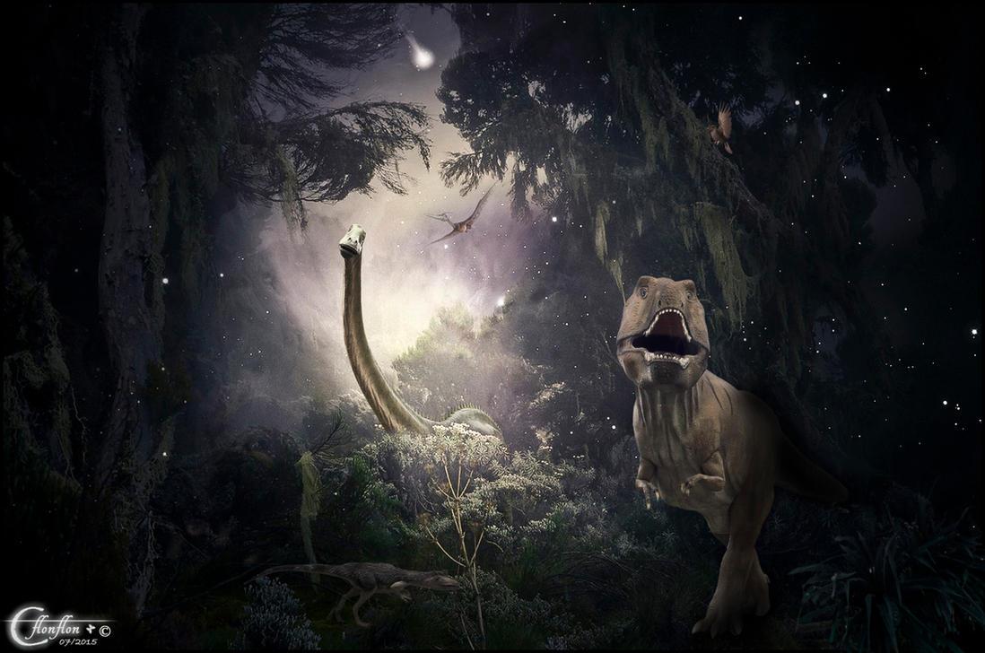 La nuit des temps by cflonflon