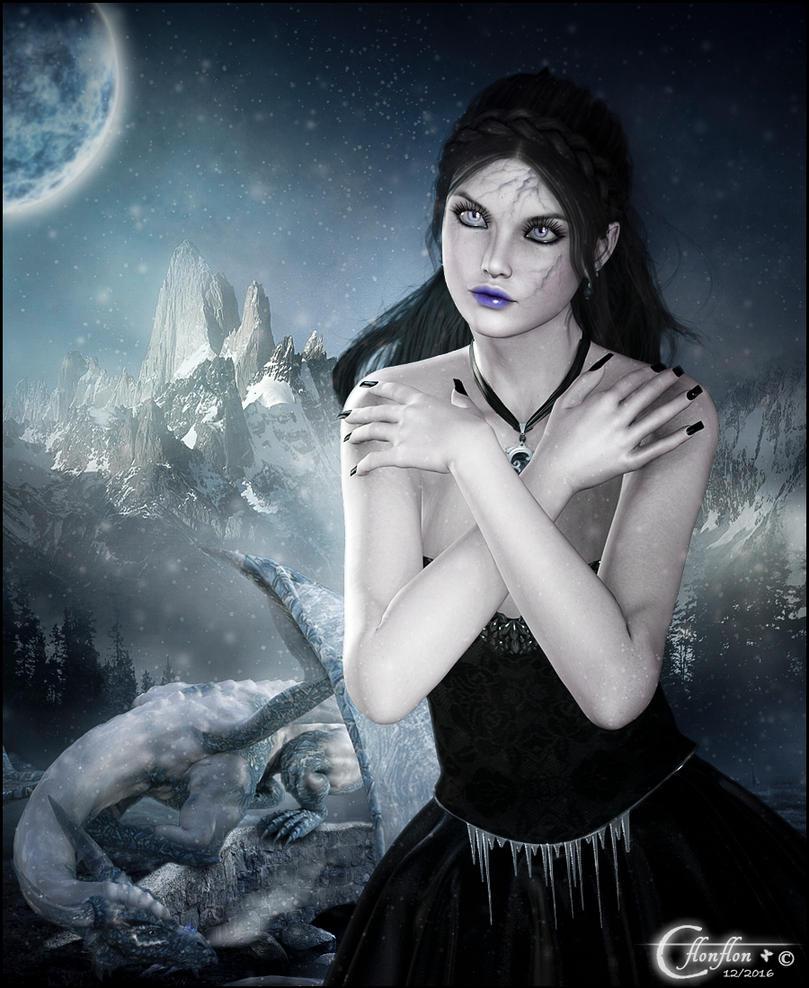 Dark Winter by cflonflon