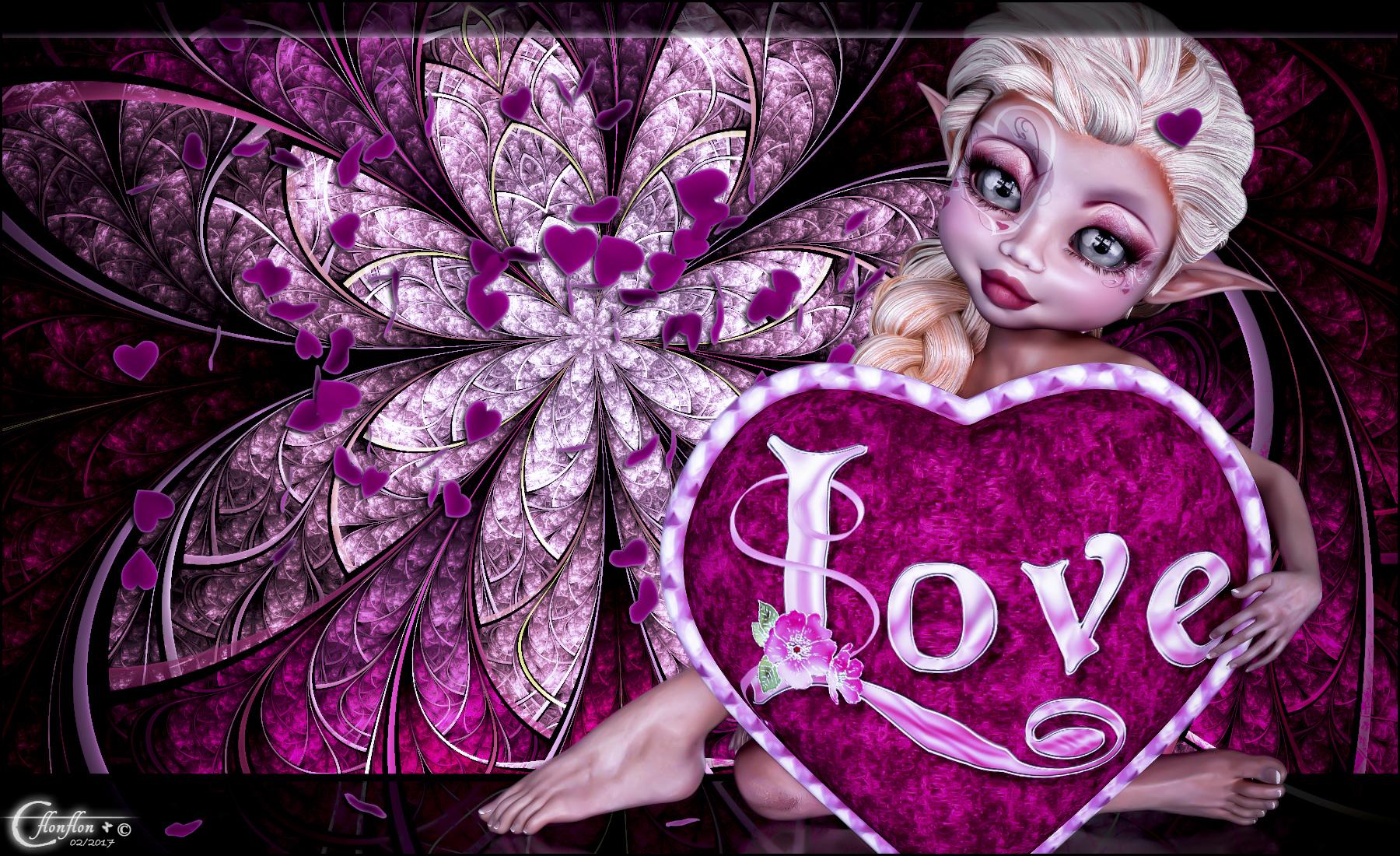 Just love 2017 by cflonflon