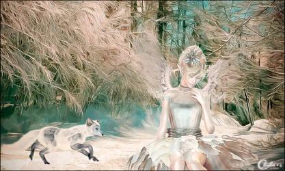 Fee D'hiver by cflonflon
