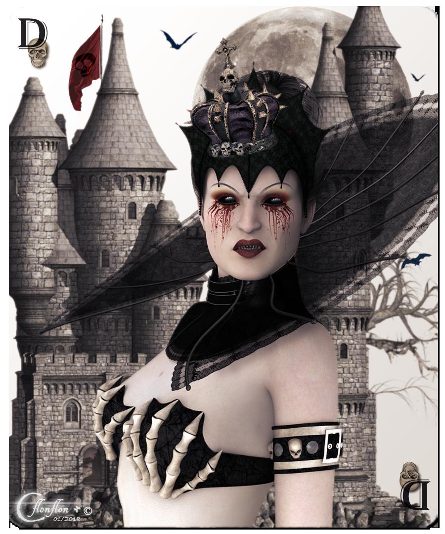 Reine des Ombres