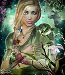 Elfe enchantee