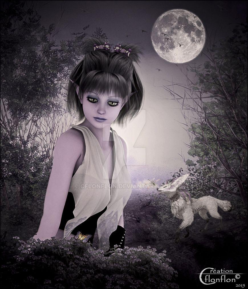 Elfe de la nuit